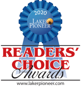 2020 Reader's Choice Winner